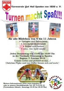 Turnen_Maedchenturnen 2019