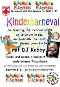 Kinderkarneval_2020