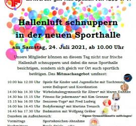 Verein_Turnhalle_Schnupperangebot